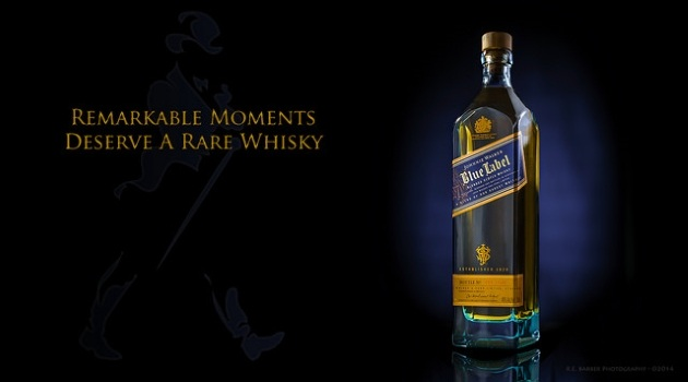 Platz 1: Johnnie Walker (DIAGEO)