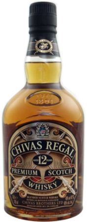 Chivas Regal 12 Years Old im Test