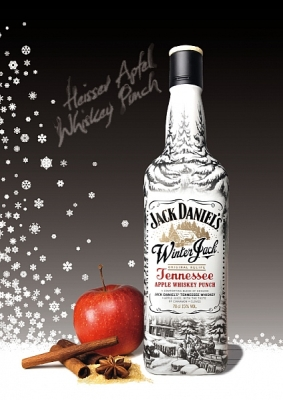 Jack Daniels Apple Cider Drinks