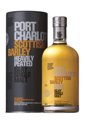 Port Charlotte Scottish Barley Heavily Peated