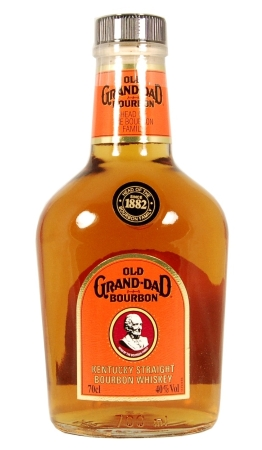 Old Grand Dad Bourbon 0,7l