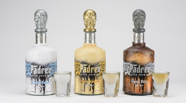 Padre Azul Tequilas