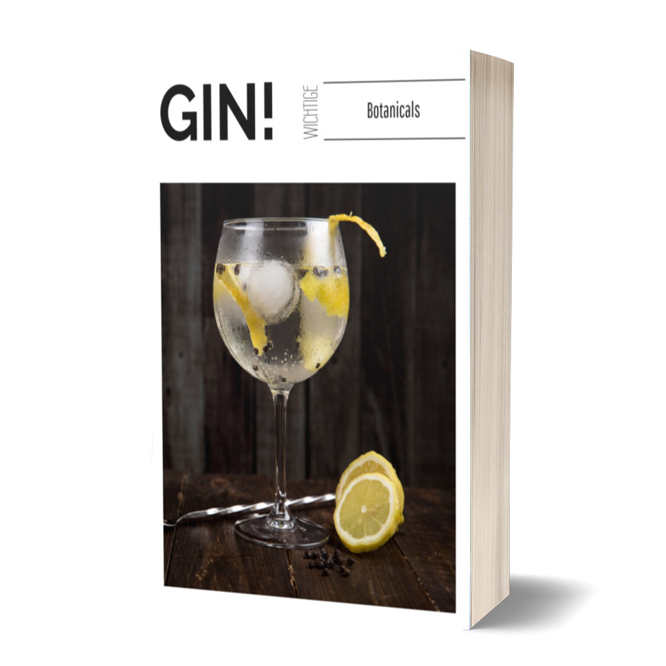 gin botanicals ebook