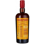 Hampden Estate Overproof Rum - 60 %Vol.