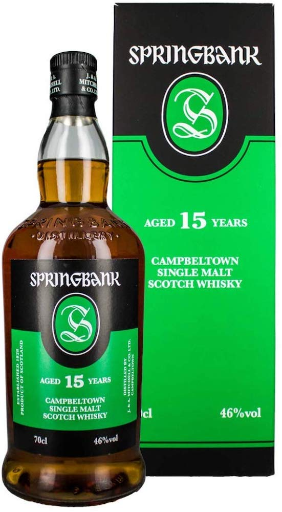 Springbank 15 Jahre Single Malt