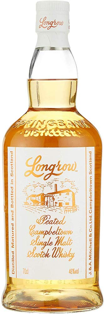 Longrow Single Malt Peated