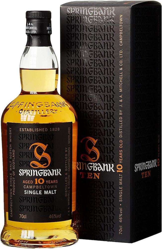 Springbank 10 Jahre Single Malt